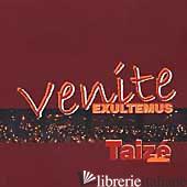 - VENITE EXULTEMUS CD -