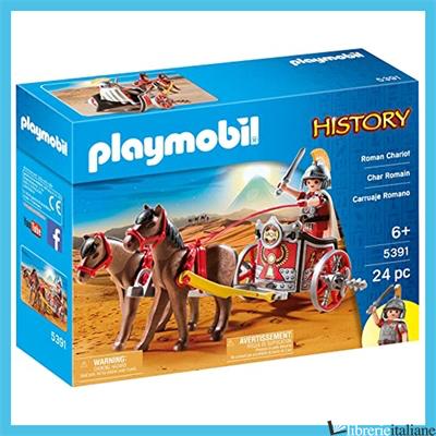 - PLAYMOBIL - CENTURIONE CON BIGA -