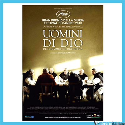 UOMINI DI DIO. DVD - BEAUVOIS XAVIER
