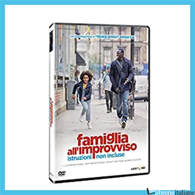 FAMIGLIA ALL'IMPROVVISO. DVD - GELIN HUGO