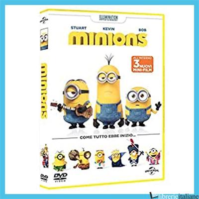 MINIONS. DVD - AA VV
