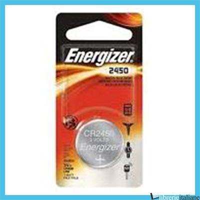 - BATTERIA ENERGIZER 2450 -