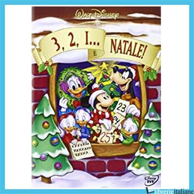 3, 2, 1... E NATALE! DVD - WALT DISNEY