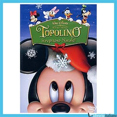 TOPOLINO. STREPITOSO NATALE! DVD - DISNEY