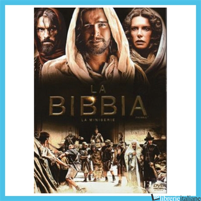BIBBIA. 4 DVD (LA) - MITCHELL TONY;REECE CR