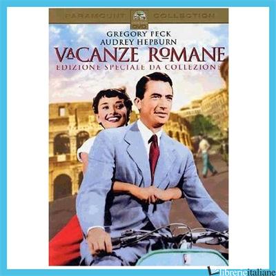 VACANZE ROMANE / 1953 / DVD - HEPBURN AUDREY / PECK GREGORY