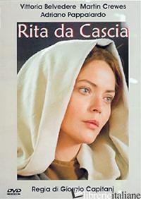 RITA DA CASCIA.. DVD - CAPITANI GIORGIO; BELVEDERE VITTORIA; CREWES MARTIN; ROME SYDNEY