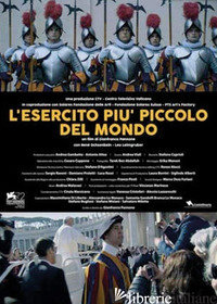 ESERCITO PIU' PICCOLO DEL MONDO. DVD (L') - PANNONE GIANFRANCO