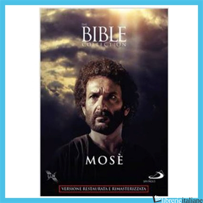 MOSE'. THE BIBLE COLLECTION. DVD - YOUNG ROGER