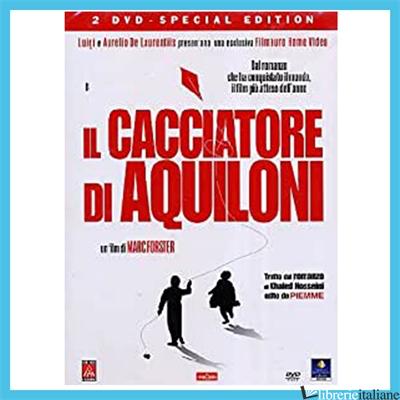 CACCIATORE DI AQUILONI (IL) - SPECIAL EDITION 2 DVD - - MARC FORSTER KHALID ABDALLA,