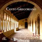 CANTO GREGORIANO. 12 CD AUDIO - BAROFFIO G. (CUR.)