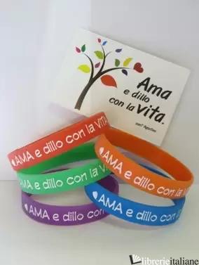 AMA E DILLO C/VITA-BRACCIALETTO - ...