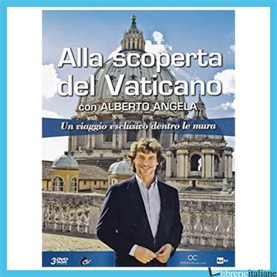ALLA SCOPERTA DEL VATICANO. DVD - ANGELA ALBERTO