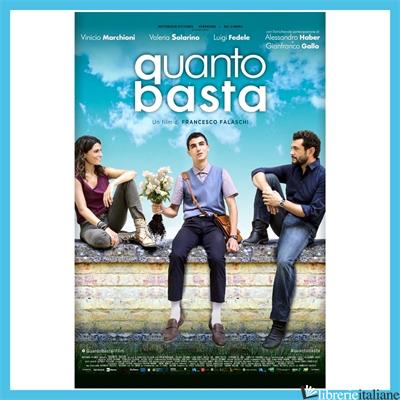 QUANTO BASTA. DVD - FALASCHI FRANCESCO