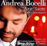 - ARIE SACRE CD - BOCELLI ANDREA