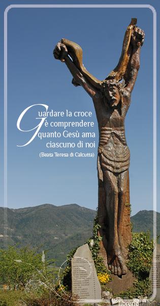 - JF0615 CROCE MADRE TERESA -