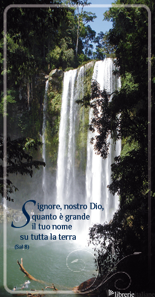 - JF0646 CASCATA SALMO 8 -