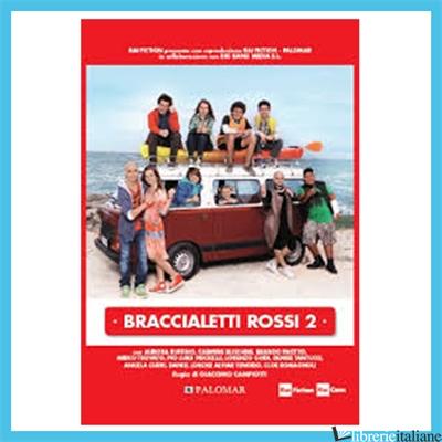 DVD BRACCIALETTI ROSSI 2. COFANETTO 3DVD - CAMPIOTTI GIACOMO