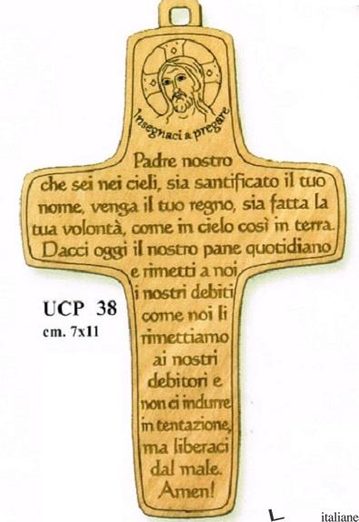 - UCP 38 - CROCE PADRE NOSTRO -