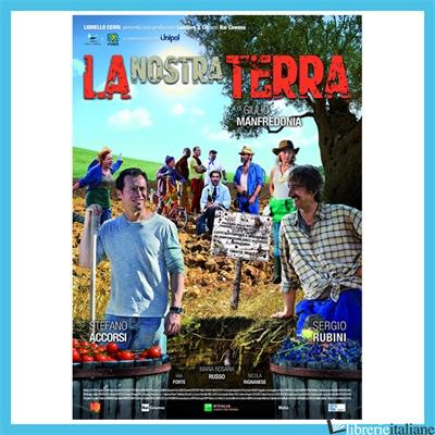 NOSTRA TERRA. DVD (LA) - MANFREDONIA GIULIO