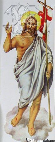 - 2000 DECALCOMANIA CRISTO 26 CM - ACCESSORIO
