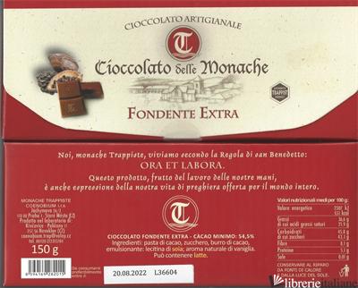 - FE CIOCCOLATO FONDENTE EXTRA -