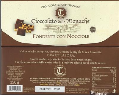 - FN CIOCCOLATO FONDENTE CON NOCCIOLE -
