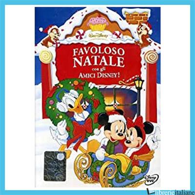 FAVOLOSO NATALE CON GLI AMICI DISNEY. DVD - AA.VV.
