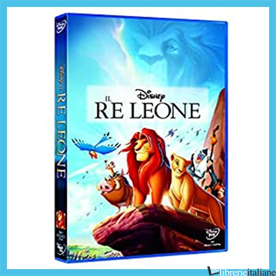 RE LEONE. DVD - ALLERS ROGER MINKOFF R