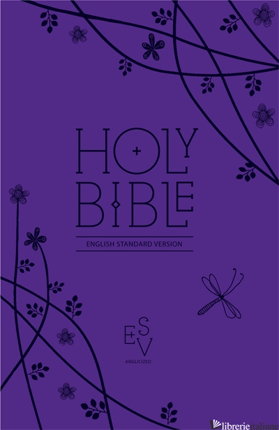 Holy Bible: English Standard Version (ESV) Anglicised Purple Compact Gift editio - Collins Anglicised ESV Bibles