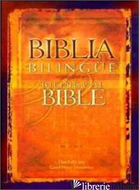 BIBLIA BILINGUE ENGLISH SPANISH HC GOOD NEWSINDEX DHH GNT 63TI 113028 - AA.VV.