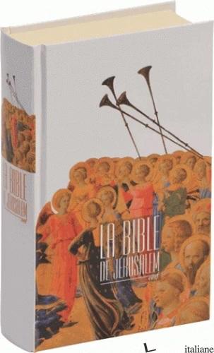 BIBLE DE JERUSALEM 10/16 CARTONNEE 8280673 - AA.VV.