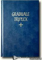 GRADUALE TRIPLEX - AA.VV.