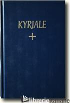 KYRIALE - AA.VV.