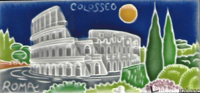- ROMA17C COLOSSEO 12x5,5 -