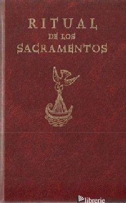 RITUAL DE LOS SACRAMENTOS - AA.VV.
