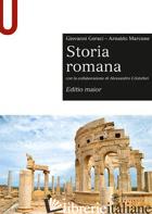 STORIA ROMANA. EDITIO MAIOR - GERACI GIOVANNI; MARCONE ARNALDO; CRISTOFORI ALESSANDRO