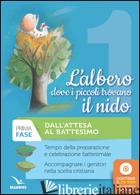 ALBERO DOVE I PICCOLI TROVANO IL NIDO. CON CD-ROM (L') - AA.VV.