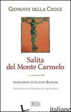 SALITA DEL MONTE CARMELO - GIOVANNI DELLA CROCE (SAN)