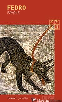 FAVOLE. TESTO LATINO A FRONTE - FEDRO; SOLIMANO G. (CUR.)