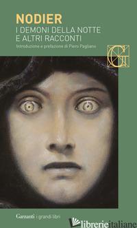 DEMONI DELLA NOTTE E ALTRI RACCONTI (I) - NODIER CHARLES