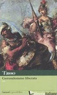 GERUSALEMME LIBERATA (LA) - TASSO TORQUATO; GUGLIELMINETTI M. (CUR.)