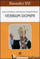 VERBUM DOMINI. POST-SYNODAL APOSTOLIC EXHORTATION - BENEDETTO XVI (JOSEPH RATZINGER)