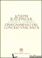 OPERA OMNIA DI JOSEPH RATZINGER - BENEDETTO XVI (JOSEPH RATZINGER); MULLER G. L. (CUR.); CAPPELLETTI L. (CUR.)
