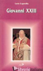 GIOVANNI XXIII - CAPOVILLA LORIS FRANCESCO