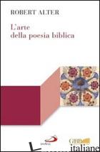 ARTE DELLA POESIA BIBLICA (L') - ALTER ROBERT