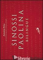 SINOSSI PAOLINA BILINGUE - PITTA ANTONIO