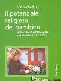 POTENZIALE RELIGIOSO DEL BAMBINO. DESCRIZIONE DI UN'ESPERIENZA CON BAMBINI DA 3  - CAVALLETTI SOFIA