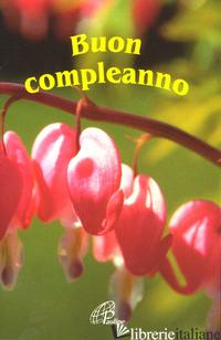 BUON COMPLEANNO - CAVALLO O. (CUR.)