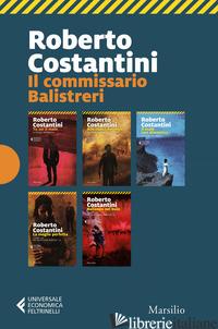 COMMISSARIO BALISTRERI: TU SEI IL MALE-ALLE RADICI DEL MALE-IL MALE NON DIMENTIC - COSTANTINI ROBERTO